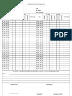 Time Sheet Alat