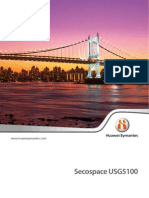 Secospace+USG5100