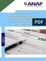 Ghid Declaratie 200 2016 Editia 2017