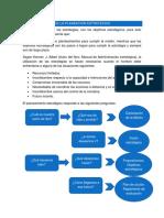Caracteristicas de La Planeacion Estrategica