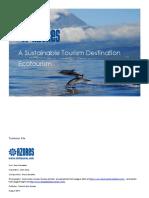 Azores Sustainable Tourism Destination