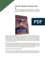 Param Vir Blog Abdul Hamid