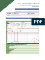 Andamio Herramientas Excel
