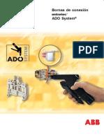 1snc163001c0305 Catalogo Ado System