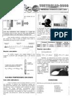 Química - Pré-Vestibular Impacto - Propriedades Funcionais de Ácidos e Bases III