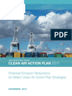 FINAL 2017 CAAP Potential Emission Reductions From Select CAAP Strategies (FINAL)