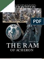 Rackham Undead Army Book