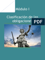 Derecho Civil IV (Obligaciones II Parte) Módulo I.pdf