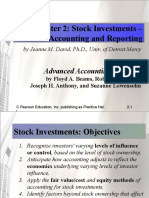 Beams10e_Ch02 Stock Investments-Investor Accounting and Reporting