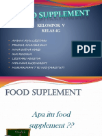 Food Suplemen