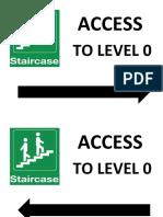 Stair Access