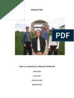 Business Plan Sample Final