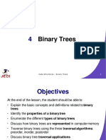 4 - Binary Trees