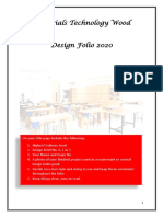 materials technology wood folio guide  1