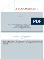 AIRWAY MANAGEMENT - Nadiya Afifah 126.pptx