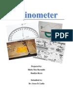 Clinometer (Final)
