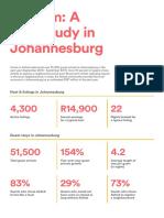 Airbnb Africa Insight Report Johannesburg