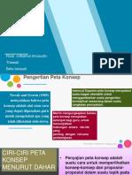 PPT Model Pembelajaran Peta Konsep