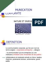 LA COMMUNICATION CORPORATE Diapo 3.pptx