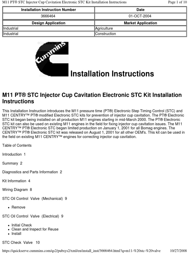 2008 10 27 183830 M11 Electronic Stc Kit Fuel Injection Wiring Diagram Electrical Connector