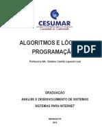Algoritmo e Lógica de Programação I