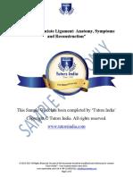 Tutors India- PhD Research Proposal Sample Work
