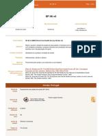 SF-36 v2 Informações