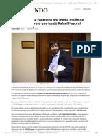 Carmena Otorga Contratos Por Medio Millón de Euros a La Empresa Que Fundó Rafael Mayoral _ Madrid Home _ EL MUNDO
