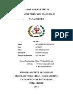 Laporan Praktikum Farmakologi II