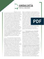 Manifiesto 'Andalucía por el diálogo'