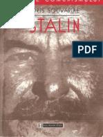 Boris Souvarine -Stalin Procesul Comunismului Humanitas