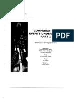NEC 3 Comp Events