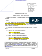 Mil-prf-23377k Primer Coatings Epoxy, High-solids