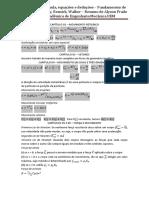 Física I - Resumo - Halliday