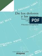 De Los Dolores y Las Penas. Ensayo Abolicionista