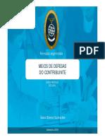 Apseg3516-Meios de Defesas Do Contribuinte.2016.v.1