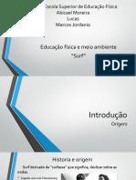 ESEF – Escola Superior de Educação Física