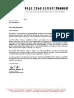 Letter AgrExplore Pili