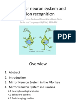 Mirror Neurons Review