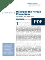 Managing the Korean Conundrum