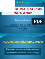 2 Bakteremia Dan Sepsis Dalam Anak.pptx