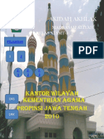 WORKSHOP-PEMBELAJARAN AQIDAH AKHLAQ KELAS XI SMT  -II.ppt