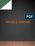 Praise and Worship (Sept.3.20170