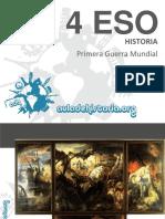 06.2 Adh4eso La Primera Guerra Mundial
