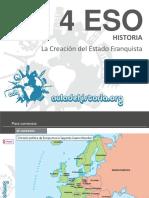 12.2 Adh4eso La Creacion Del Estado Franquista