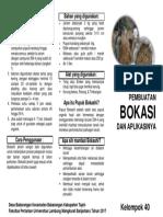 Cara Pembuatan Bokashi