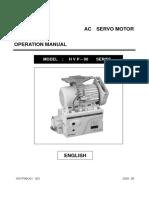 Hvp 90 Manual English