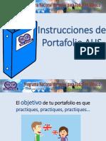 Ahs Portafolio Instrucciones Espanol1