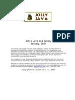 Dessert Bakery Business Plan
