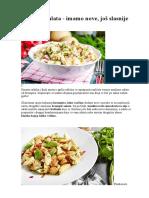 Krumpir Salata